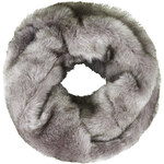 Topshop SNO Faux Fur Twisted Snood