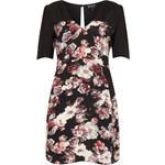 Topshop Floral Bloom Tea Dress
