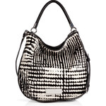 Marc by Marc Jacobs Haircalf/Leather Hobo Bag