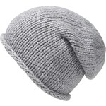 s.Oliver Knitted hat with a curled hem