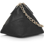 Topshop Triangle Chain Pouch