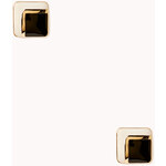 Forever 21 Mod Lacquered Square Studs