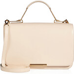 Emilio Pucci Leather Accordion Satchel