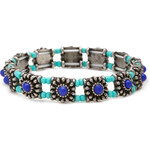 FOREVER21 Beaded Stretch Bracelet