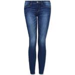 Tally Weijl Mid Blue Skinny Jeans with Low Waist