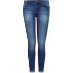 Tally Weijl Blue Basic Very Low Waist Skinny Jeans