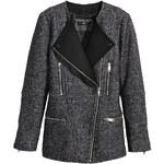 H&M Wool blend biker jacket