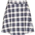 Topshop **Kilt Wrap Skirt by Annie Greenabelle