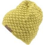 Zelenožlutá pletená čepice TRANQUILLO RAJA