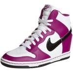 Nike Sportswear DUNK SKY HI Sneaker high bright magenta/black/white
