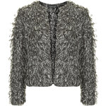 Topshop Loopy Knit Cardigan