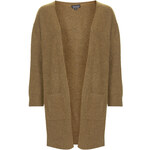 Topshop Slouchy Mohair Cardigan