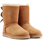 UGG Australia Suede Bailey Bow Boots
