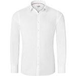 Bílá košile Vincenzo Boretti