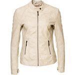 Terranova Fake leather jacket