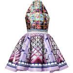 Mary Katrantzou Trinkolo Dress in Folli Multi