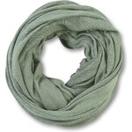 s.Oliver Wide cotton/viscose snood