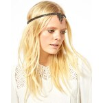 Deepa Gurnani V Chain Drop Headband