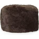 Topshop Luxe Faux Fur Cossack