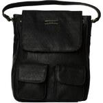 Volcom Taška a batoh v jednom Worth A Splurge Bag Black E6531413-BLK