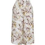 Topshop Floral Print Culottes