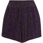 Topshop **Lurex Runner Shorts by Oh My Love