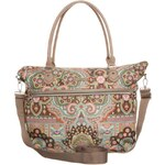 Oilily CARRY ALL Shopping Bag cappuccino