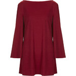 Topshop **Cape Sleeve Shift Dress by Rare