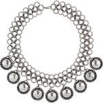 Topshop Disc Chain Collar