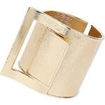 Topshop Buckle Hinged Cuff Bracelet