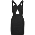 Topshop **Good Night Cut-Out Dress by Jovonna