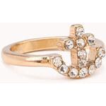 Forever 21 Glam Sailor Midi Ring