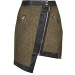 Topshop **Oh My Gosh Asymmetric Skirt by Jovonna