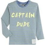 Tape a l'oeil - Dětské tričko s dlouhým rukávem 164cm - modrá, 164