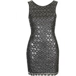 Topshop **Sequin Dress by Goldie