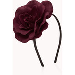 FOREVER21 Statement Rose Headband
