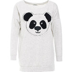 Terranova Maxi sweatshirt with panda