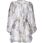Matthew Williamson Escape Silk Print Tunic