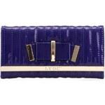 Fialová peněženka LYDC