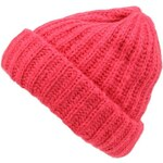 Dámská růžová čepice Louche Bjork