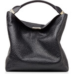 Burberry Shoes & Accessories Lindburn Embossed Leather Hobo Bag
