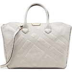 Burberry Shoes & Accessories Textured Leather Dewsbury Tote