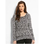 Guess Texture Tunic Sweater