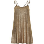 Topshop **Swallow Tail Slip Dress by Motel