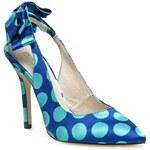 Sandály MENBUR - 005728 Dazzling Blue 066