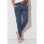 Modré kalhoty K153 L