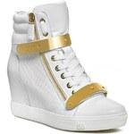 Sneakersy BALDININI - 598430NA PP90RB Bianco