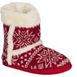 Gioseppo - Vysoké pantofle Apresto01 - červená, 37