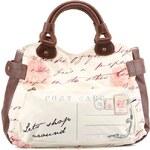 Romantická kabelka Disaster s poštovním dopisem