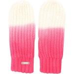 Krémovo-růžové palčáky Bench Lareyne-B